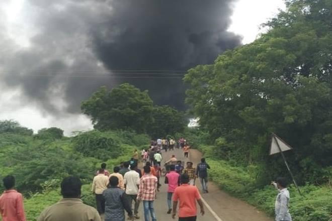 ინდოეთის ქარხანაში აფეთქების შედეგად 12 ადამიანი დაიღუპა