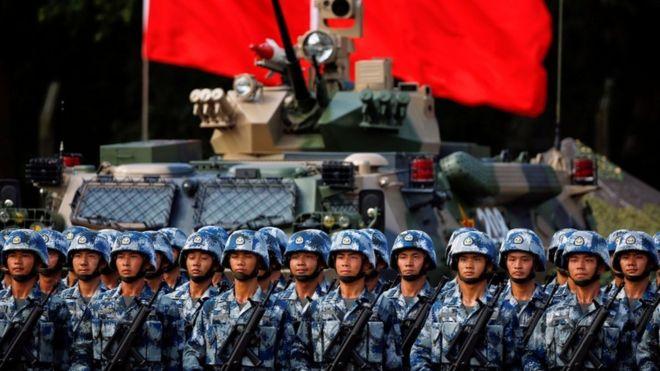 """ჩინეთი - """"ზე-სახელმწიფოების"""" მომავლის მოწინააღმდეგე"""