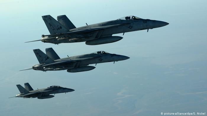 ԱՄՆ-ն Սիրիայում իրականացրել է հրթիռային հարված. Վաշինգտոնի լրատվությամբ թիրախը ահաբեկիչների դիրքերն էին