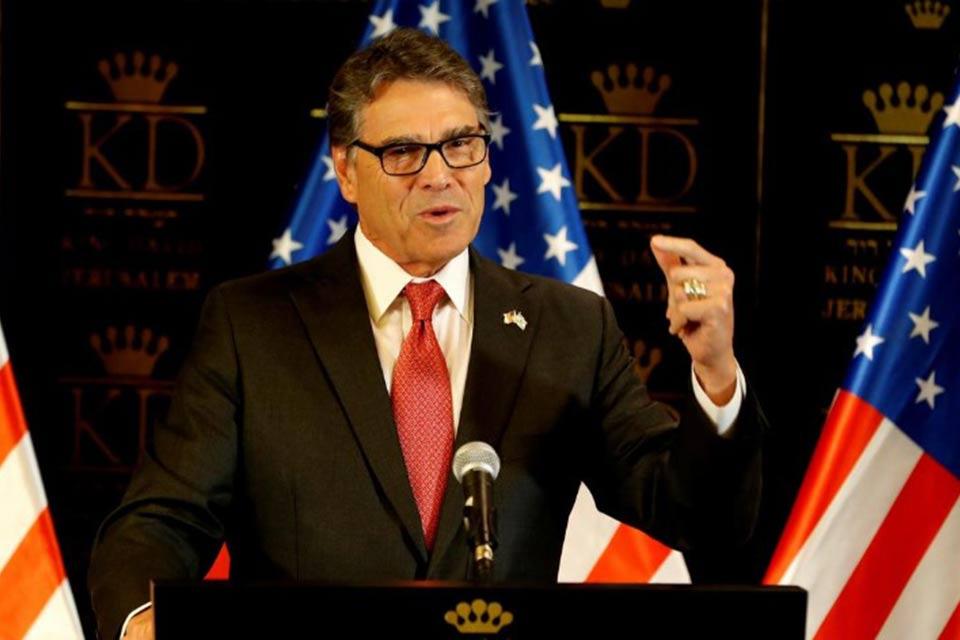 Рик Перри - США продолжают ужесточать санкции против России