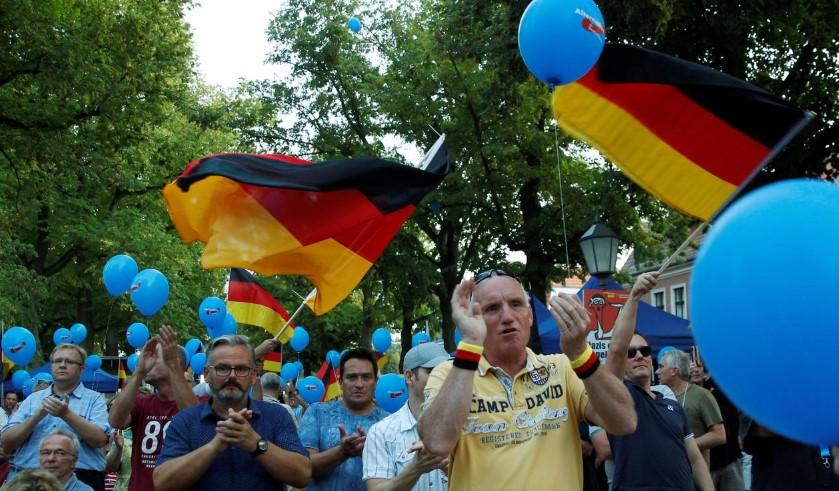 გერმანიაში საქსონიისა და ბრანდენბურგის ადგილობრივი პარლამენტის არჩევნები იმართება
