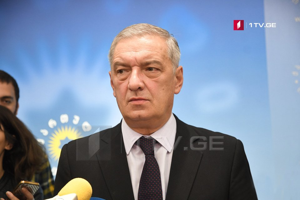 Gia Volski: Discussions on government changes took place at majority sitting and will continue at political council