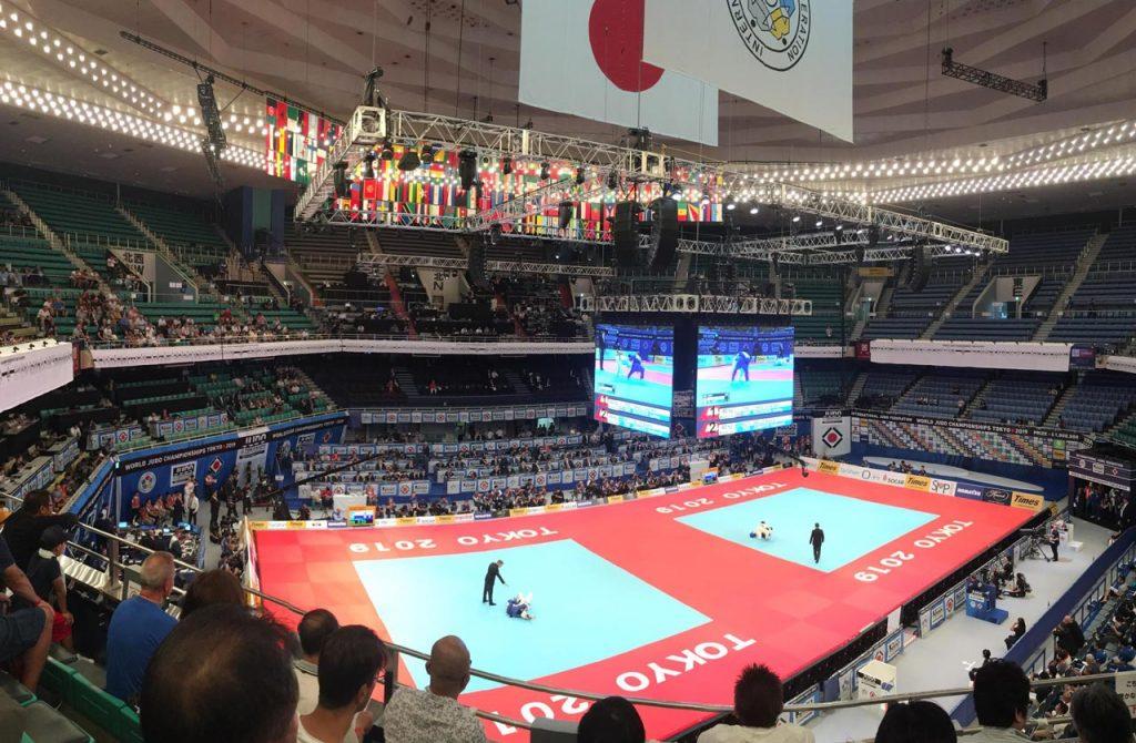 ძიუდოში მსოფლიოს გუნდური ჩემპიონატის გამარჯვებული იაპონიის ნაკრები გახდა