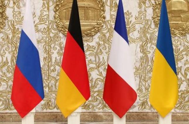 უკრაინის, საფრანგეთის, გერმანიისა და რუსეთის ლიდერების დიპლომატიური მრჩევლები ერთმანეთს 2 სექტემბერს შეხვდებიან
