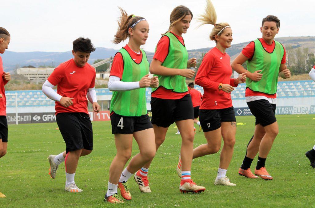 საქართველოს ქალთა ნაკრები იტალიას შეხვდება - გუნდს კარლსრუეს მცველი დაემატა