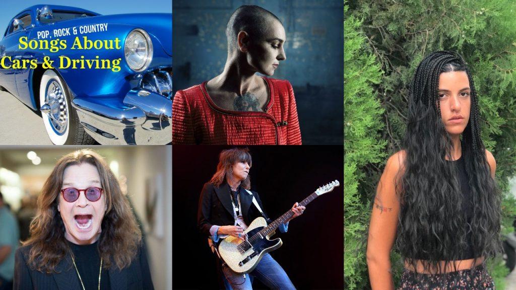 რადიო აკუსტიკა - კრისი ჰაინდის ახალი ალბომი / ოზი ოსბორნის საყვარელი სიმღერები