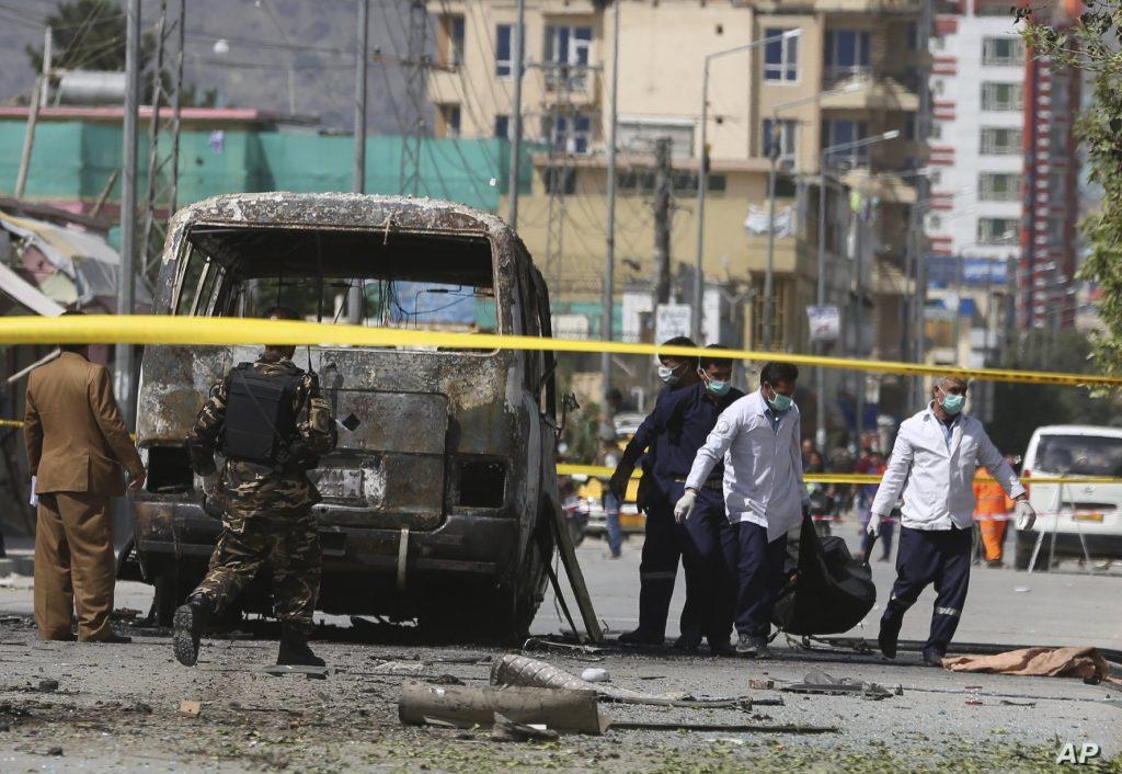 ავღანეთში აფეთქების შედეგად დაღუპულთა რიცხვი 16-მდე გაიზარდა