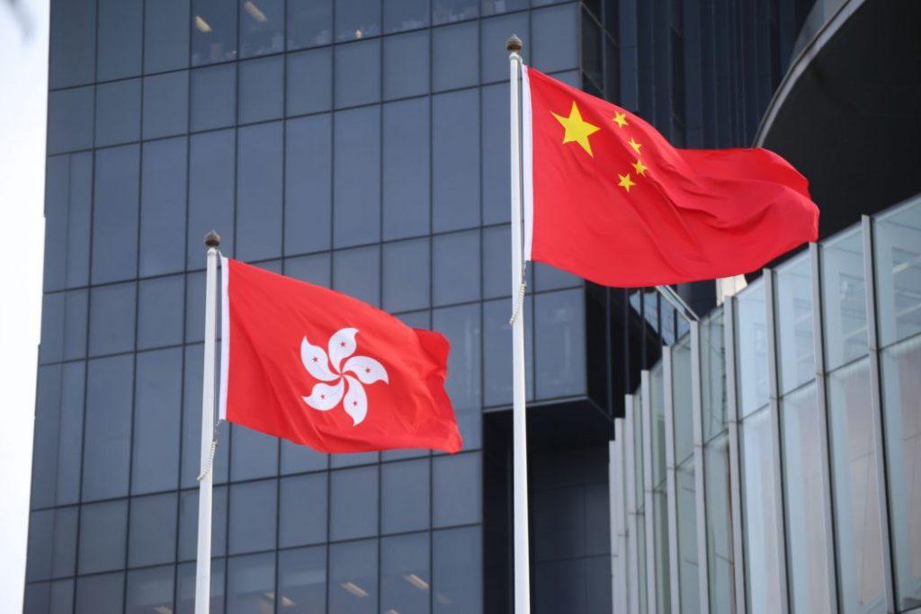 ჩინეთის ხელისუფლება - ჰონგ კონგი ჩინეთის ტერიტორიაა და ეს სტატუსი მსჯელობის საგანი არ არის