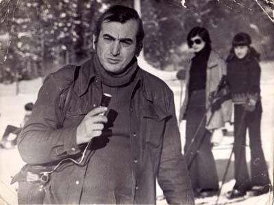 #ესტაფეტა -  კომენტატორი ნუგზარ ჯუღელი