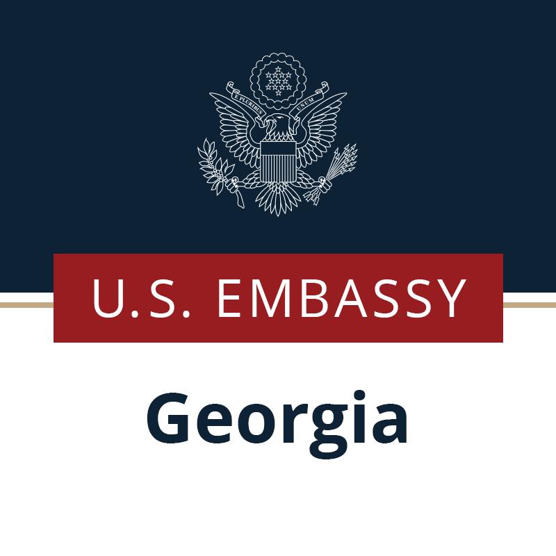 საქართველოში აშშ-ის საელჩო ელჩის თანამდებობაზე კელი დეგნანის წარდგენის შესახებ ინფორმაციას აქვეყნებს