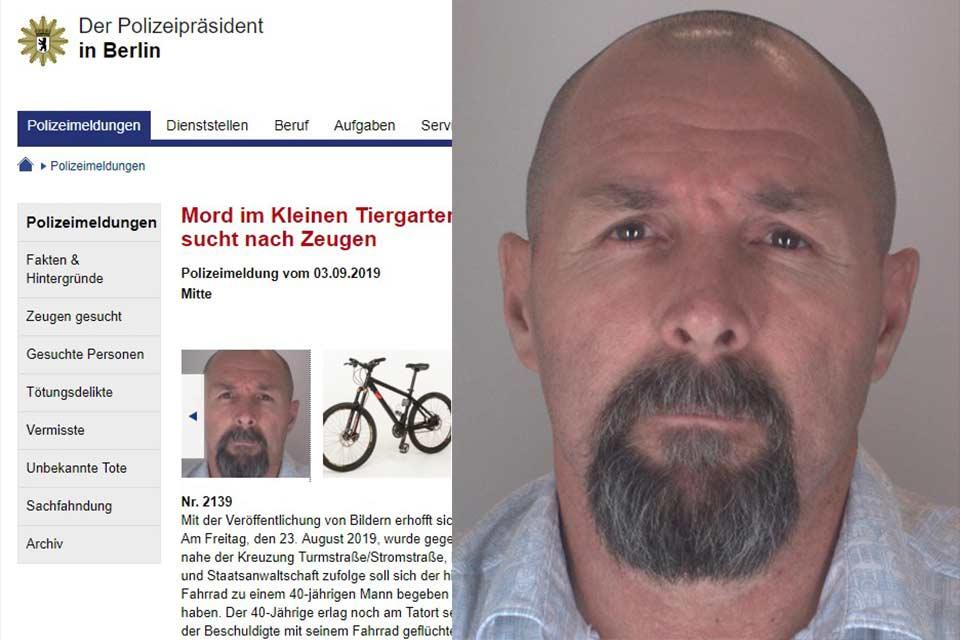 Բեռլինի ոստիկանությունը Զելիմխան Խանգոշվիլիի սպանության գործի հետաքննության գործընթացում օգնություն է խնդրում հասարակությունից