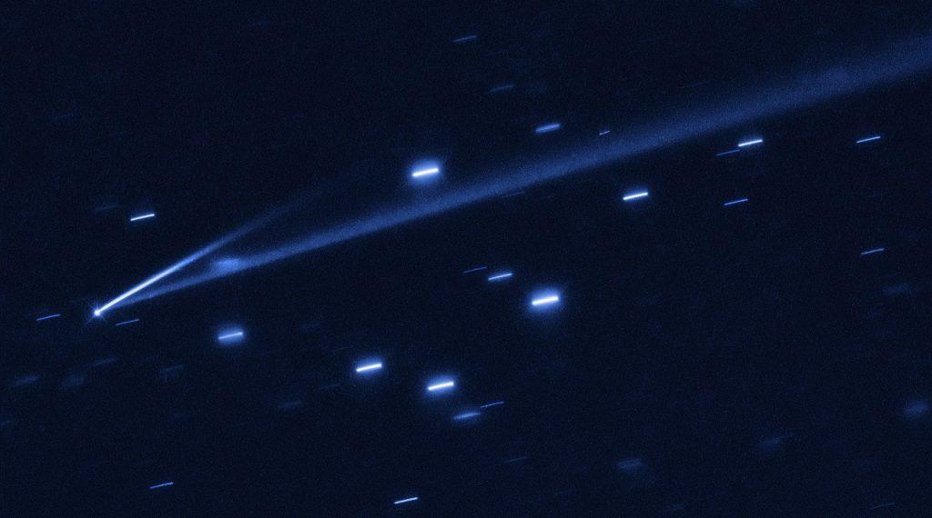 დაფიქსირებულია ასტეროიდი, რომელიც ფერს იცვლის - პირველად ისტორიაში