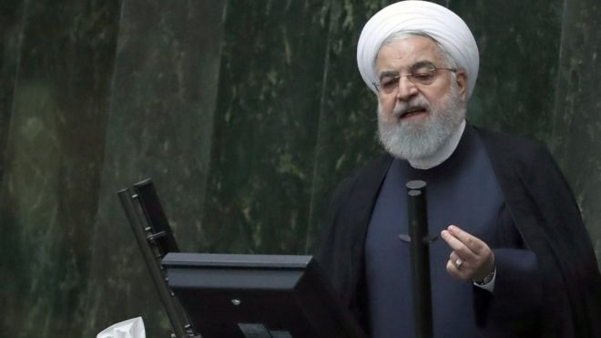 ჰასან რუჰანი - ირანი ურანის გამდიდრების დასაჩქარებლად საჭირო ცენტრიფუგებზე მუშაობას განაახლებს