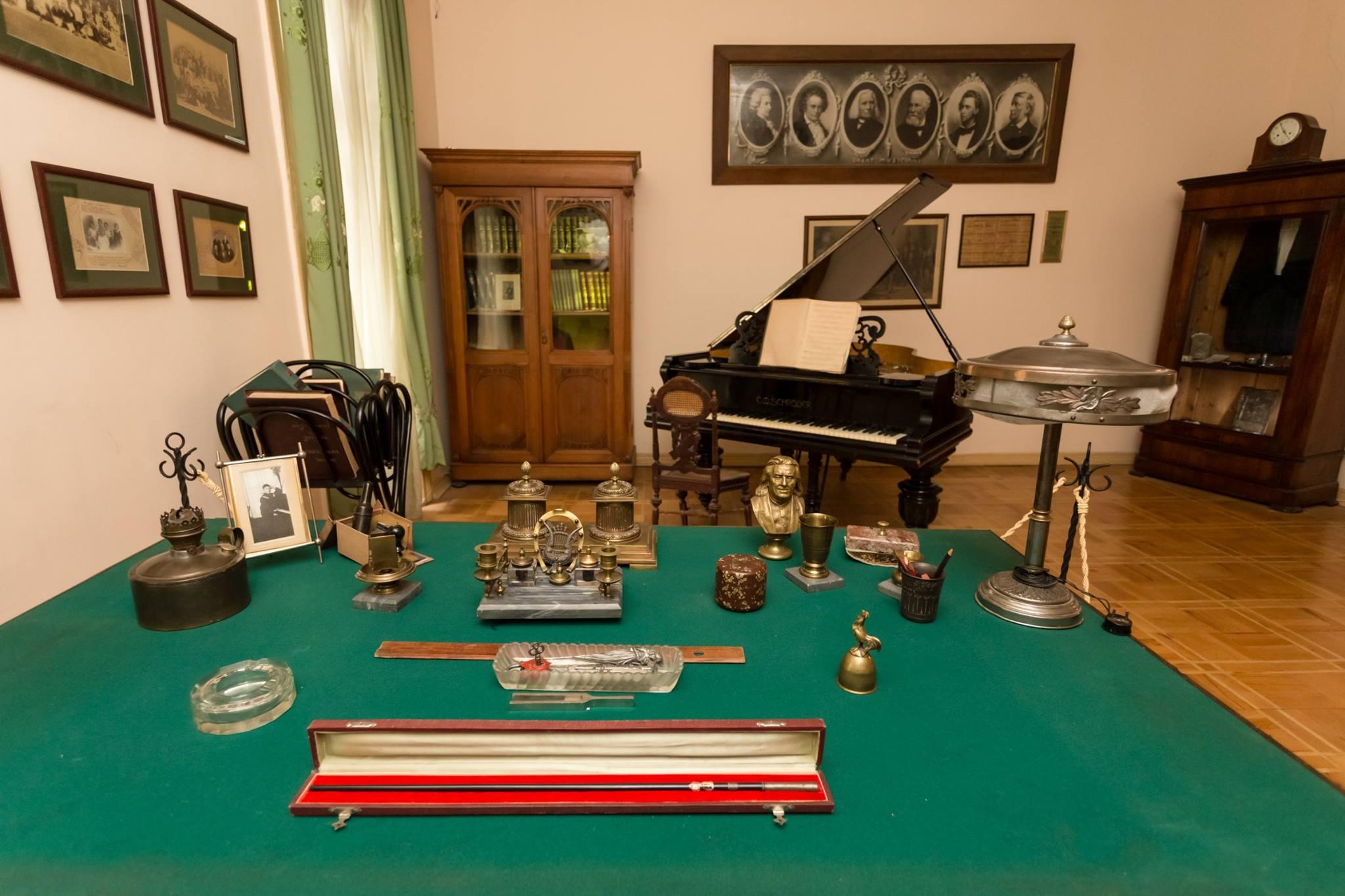 პიკის საათი - რადიოგიდი- თბილისის მერიის მუზეუმების გაერთიანება - ზ. ფალიაშვილის მემორიალური სახლ-მუზეუმი