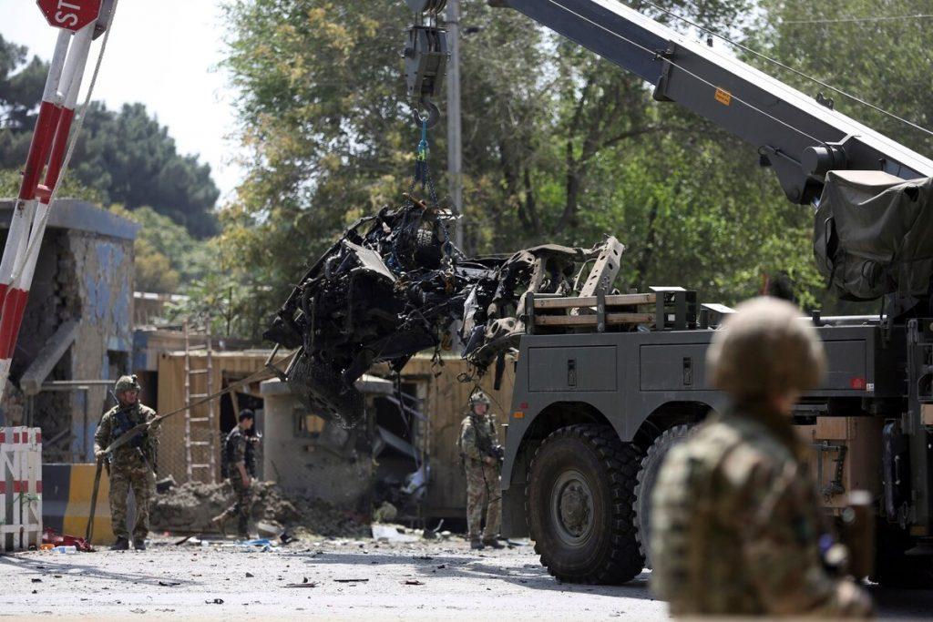Əfqanıstanın paytaxtında NATO-nun iki əsgərini qətlə yetirdilər