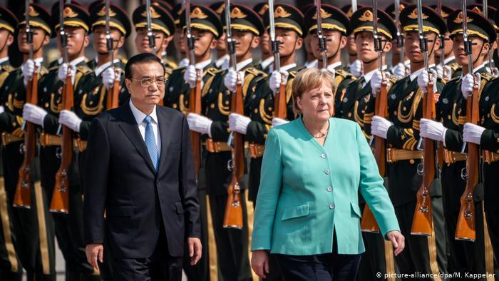 ანგელა მერკელი ჩინეთს ჰონგ კონგში არსებული ვითარების მშვიდობიანი გზით მოგვარებისკენ მოუწოდებს