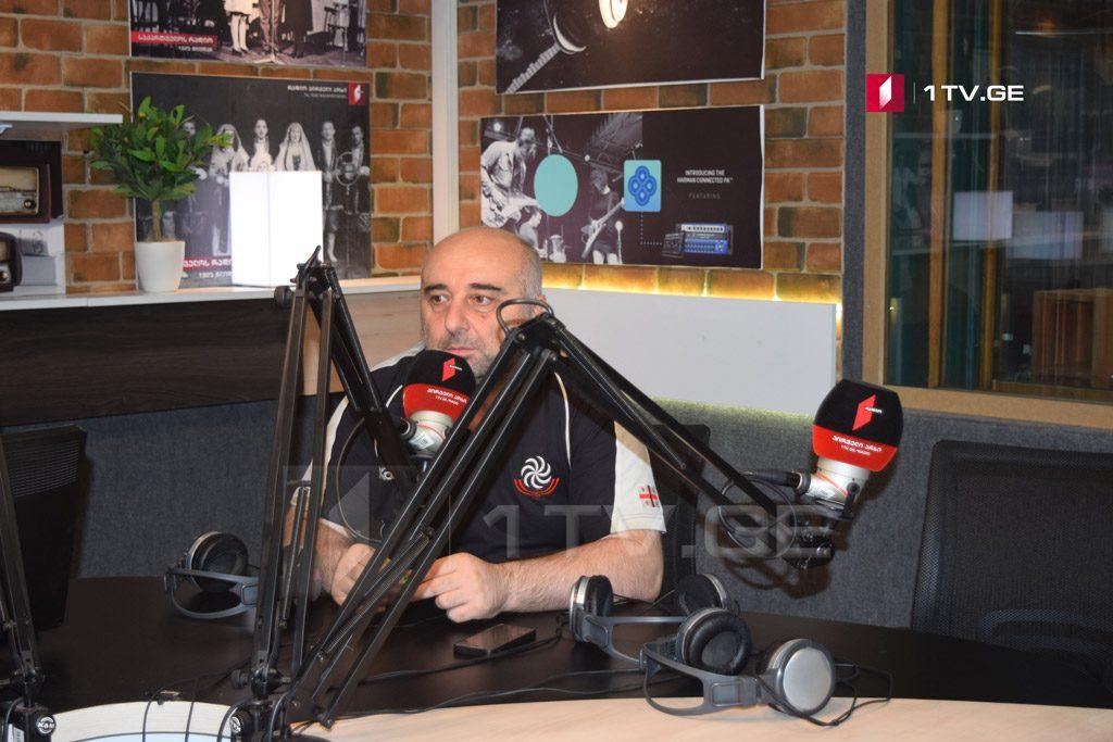 #ესტაფეტა - ქართული რაგბი და მსოფლიო თასის სამზადისი