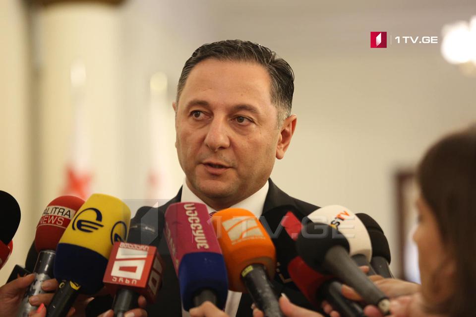 Вахтанг Гомелаури называет заявление Вано Мерабишвили о свержении власти несерьёзным