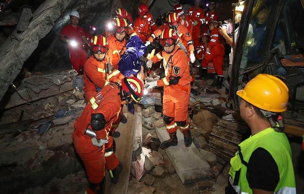 ჩინეთში მიწისძვრის შედეგად ერთი ადამიანი დაიღუპა, 53 კი დაშავდა