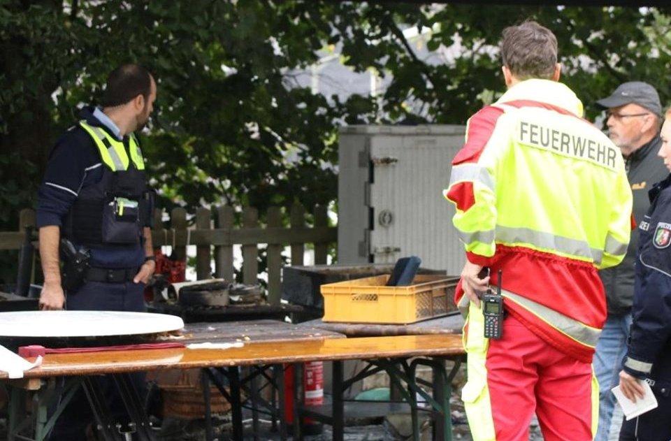 გერმანიაში ღვეზელების ფესტივალზე 14 ადამიანი დაშავდა