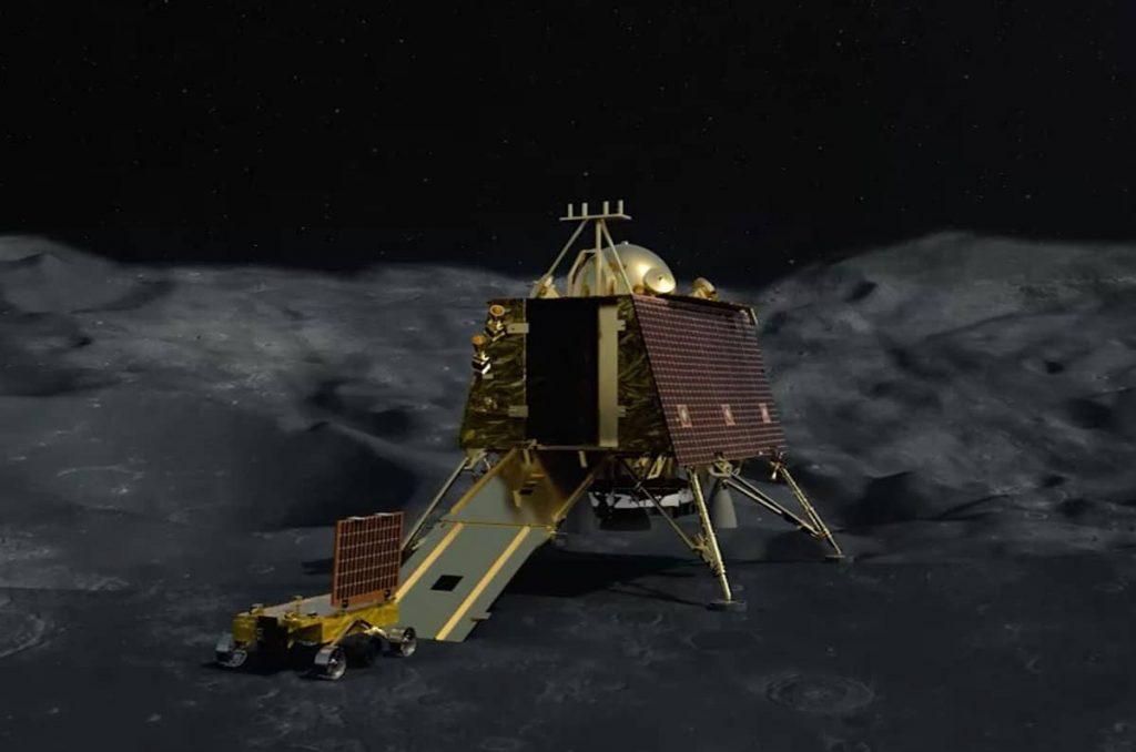 ინდოეთმა მთვარეზე დაკარგული საკუთარი ხომალდი იპოვა - სიგნალი კვლავ არ არის