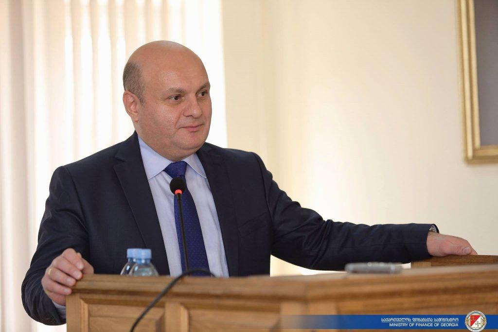 49 տարեկան հասակում մահացել է Վրաստանի ֆինանսների նախկին նախարար, Նոդար Խադուրին