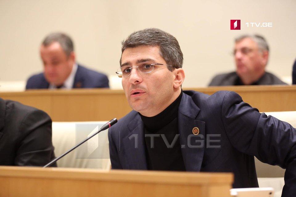 """მამუკა მდინარაძე - არ მგონია, """"ქართული ოცნების"""" გადაწყვეტილება ქვეყნის იმიჯს აზიანებდეს"""
