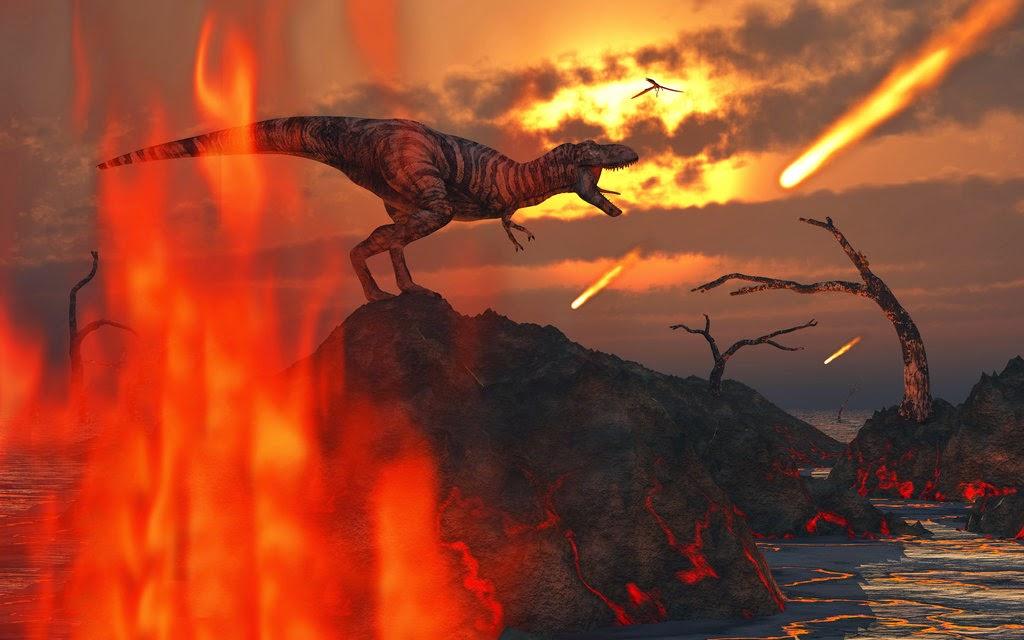 როგორი იყო დინოზავრების უკანასკნელი დღე - კრატერიდან აღებული ნიმუშები კატასტროფის ახალ დეტალებს ამხელს
