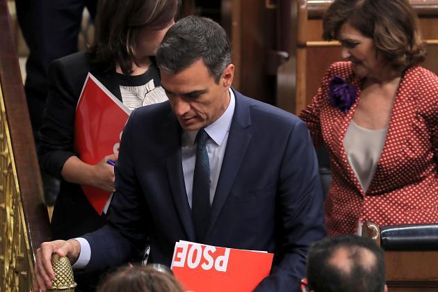 """""""ევრონიუსის"""" ინფორმაციით, ესპანეთში კოალიციური მოლაპარაკებები შეწყდა"""