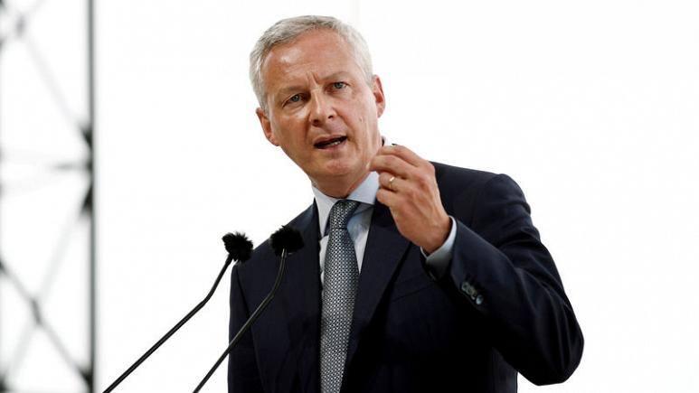 Министру финансов Франции отправили письмо с угрозами о его ликвидации и пули