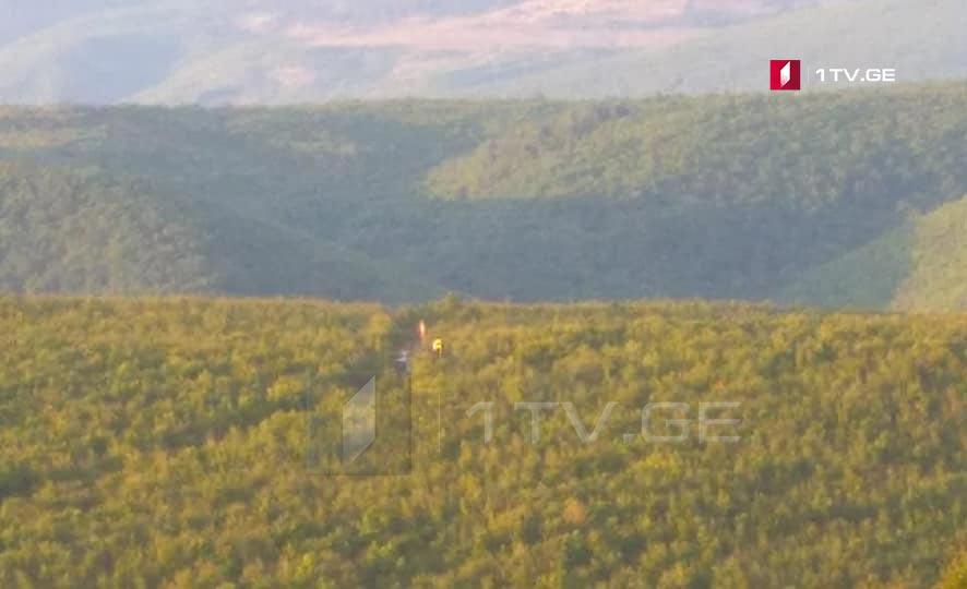 Բռնազավթիչ ռեժիմը ավարտել է Ծաղվլի գյուղի մոտ պահակակետի տեղադրումը