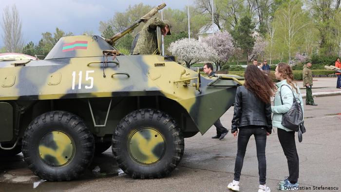 მოლდოვა დნესტრისპირეთიდან რუსული ჯარის გაყვანას ითხოვს
