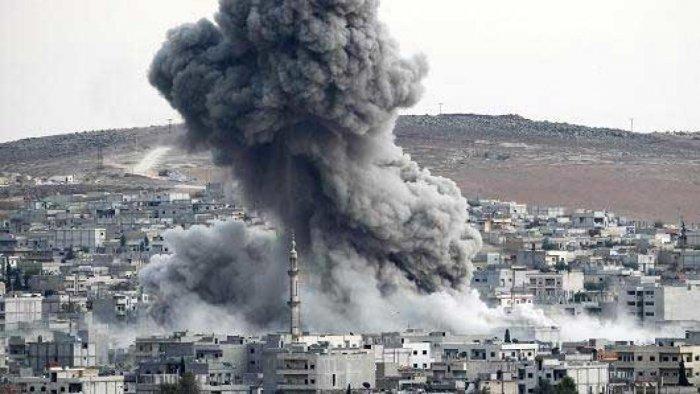 """""""როიტერის"""" ინფორმაციით, კვიპროსში სამხედრო საწყობში აფეთქებები მოხდა"""