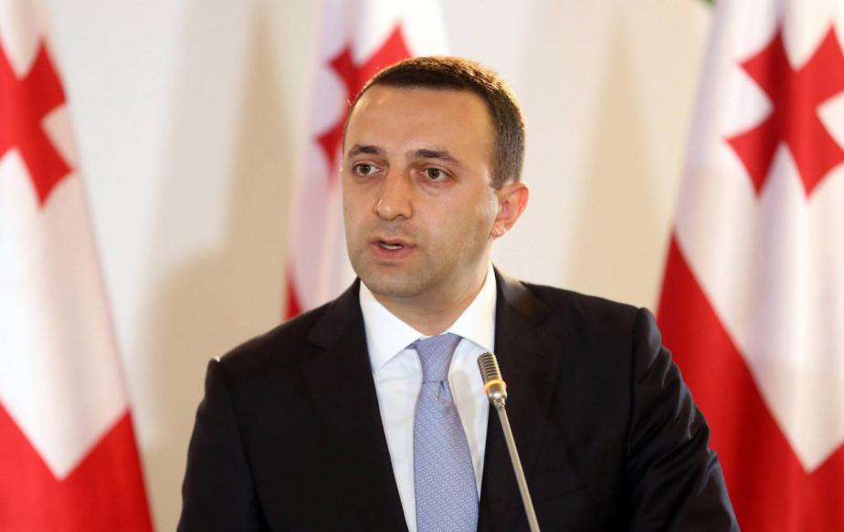 GD nominates Irakli Gharibashvili for premiership