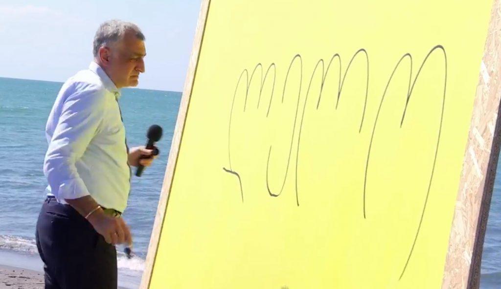 Mamuka Khazaradze establishes new public movement 'Lelo'