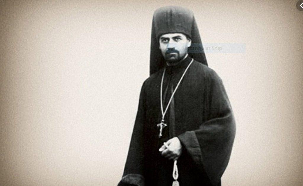 #რადიოკალენდარი - მოქალაქის, თეოლოგის, არქიმანდრიტის, საქართველოს ეკლესიის მიერ წმინდანად შერაცხილი გრიგოლ ფერაძის დაბადებიდან 120 წლის იუბილე