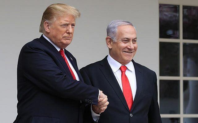 """""""პოლიტიკოს"""" ინფორმაციით, დონალდ ტრამპის ადმინისტრაცია ფიქრობს, რომ ისრაელმა თეთრ სახლთან მოსასმენი მოწყობილობა დაამონტაჟა"""