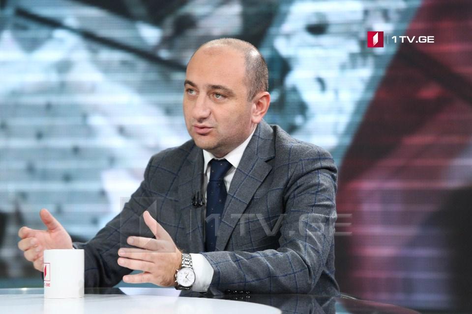 ირაკლი ლექვინაძე - ბიზნესის მოლოდინი ახალი სამთავრობო პროგრამის მიმართ მაღალია