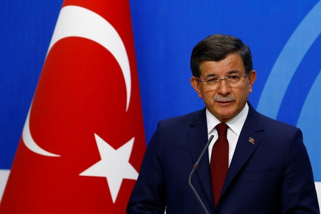 თურქეთის ყოფილმა პრემიერ-მინისტრმა, აჰმეთ დავუთოღლუმ მმართველი პარტიიდან გასვლის შესახებ განაცხადა