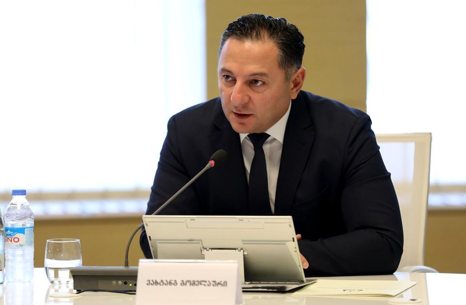 Վրաստանի ազգային անվտանգության խորհուրդը ղեկավարելու է Վախտանգ Գոմելաուրին