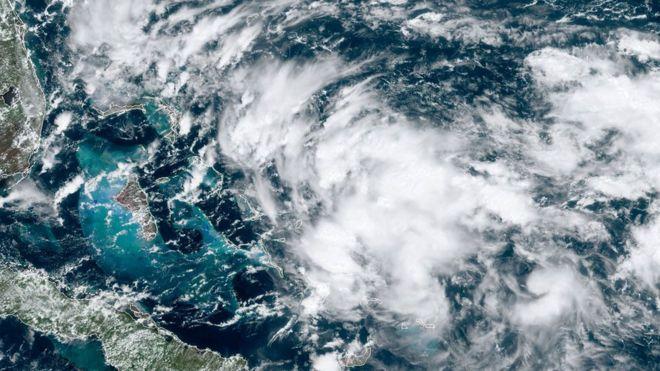 ბაჰამის კუნძულებს ახალი ტროპიკული შტორმი უახლოვდება
