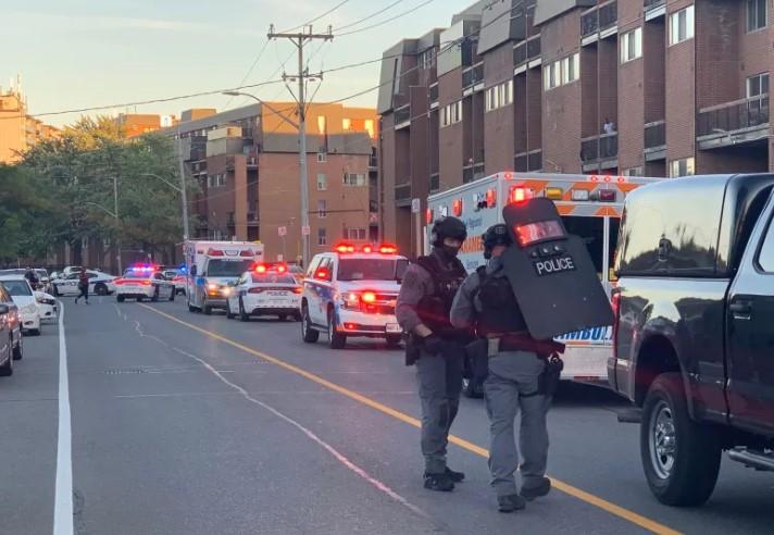 კანადაში სროლის შედეგად ერთი ადამიანი დაიღუპა, ოთხი კი, დაიჭრა