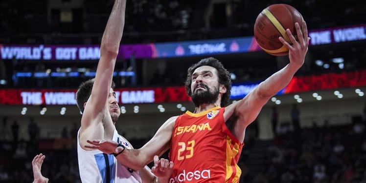 ესპანეთის ნაკრები მსოფლიო ჩემპიონია | ჩინეთი 2019