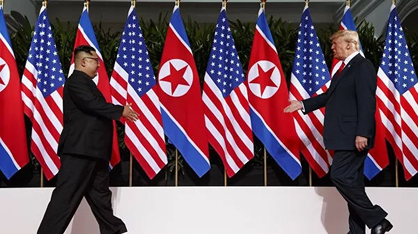 სამხრეთ კორეული მედიის ცნობით, კიმ ჩენ ინმა დონალდ ტრამპს ფხენიანში შეხვედრა შესთავაზა