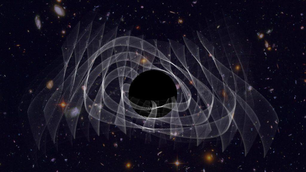 """ასტრონომებმა ახლად დაბადებული შავი ხვრელის """"რეკვა"""" დააფიქსირეს - პირველად ისტორიაში"""