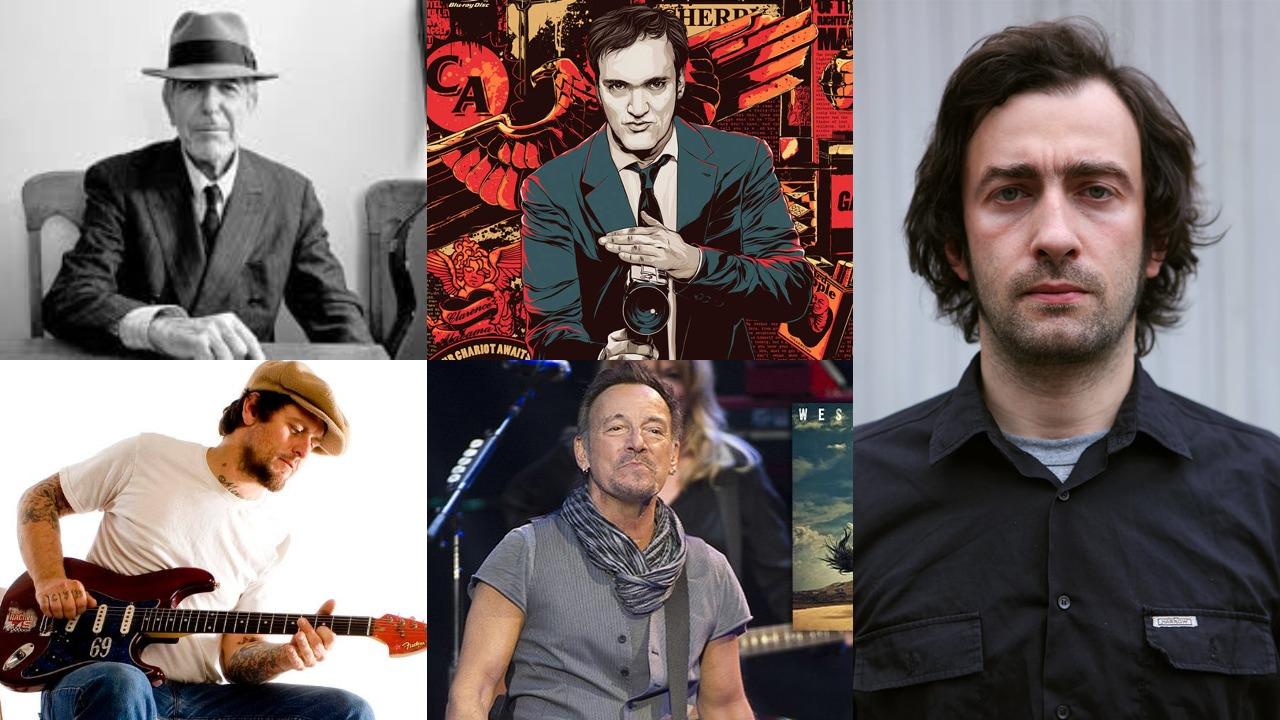 რადიო აკუსტიკა - ბრიუს სპრინგსტინის ახალი ალბომი / კვენტინ ტარანტინოს საყვარელი მუსიკა