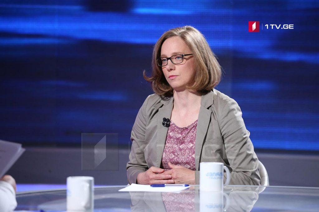 German journalist:  Sandra Roelofs, Zelimkhan Khangoshvili scheduled, but Roelofs not to arrive