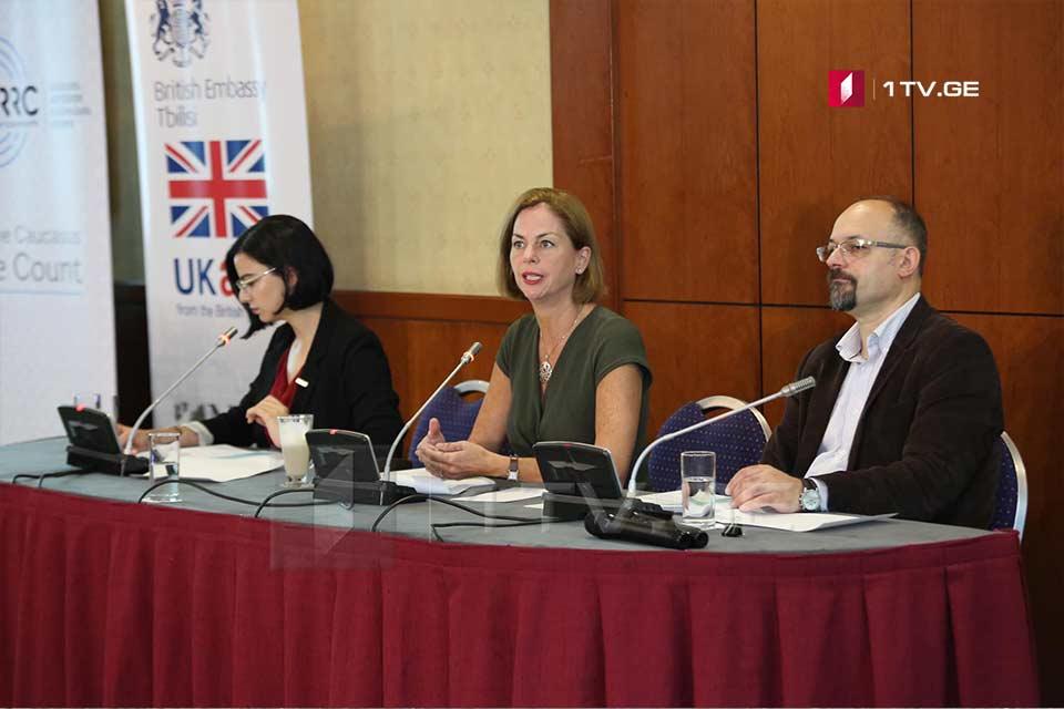 «NDI»-ի հետազոտության համաձայն, հարցվածների 66 տոկոսը կարծում է, որ Վրաստանի տնտեսական վիճակը ծանր է