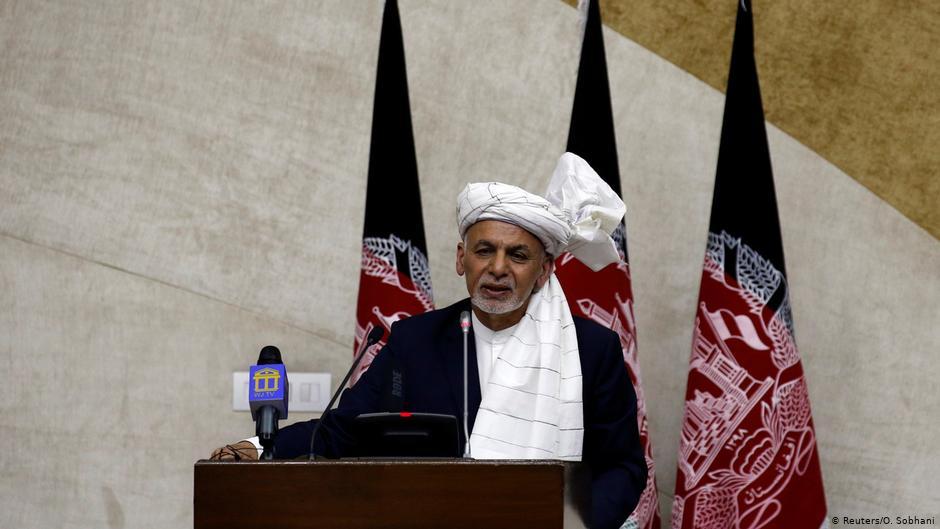 ავღანეთში პრეზიდენტის სიტყვით გამოსვლის დროს აფეთქება მოხდა