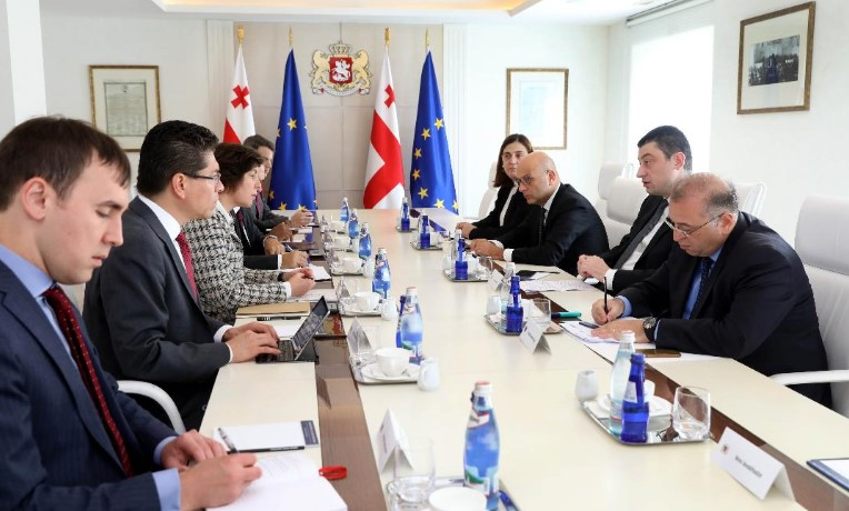 IMF evaluates dynamics of Georgia's economic indexes as positive